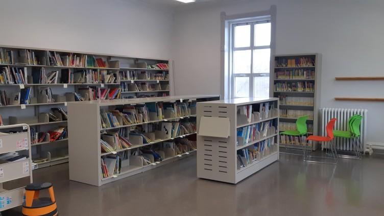 Projet transfo-bibliothèque