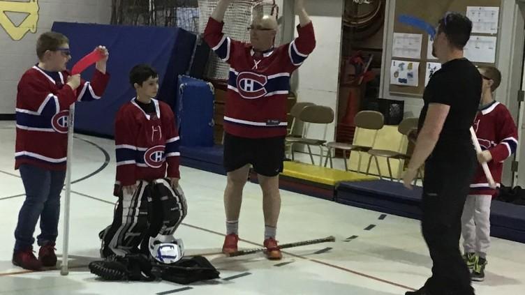 Finale de hockey 2020